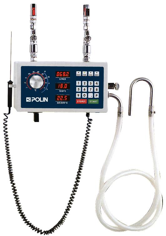 Dosificador Mezclador de agua electrónico
