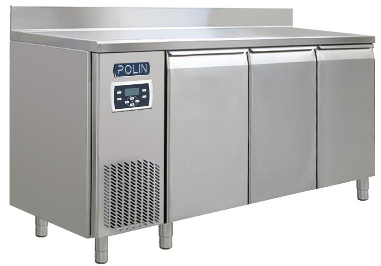 Banco con camara de fermentacion controlada Mod. FLP LCD