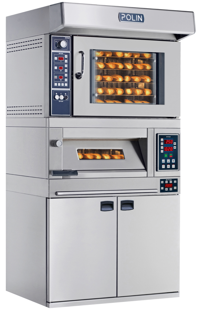 Horno de conveccion Mod. WIND 6040 5+stratos
