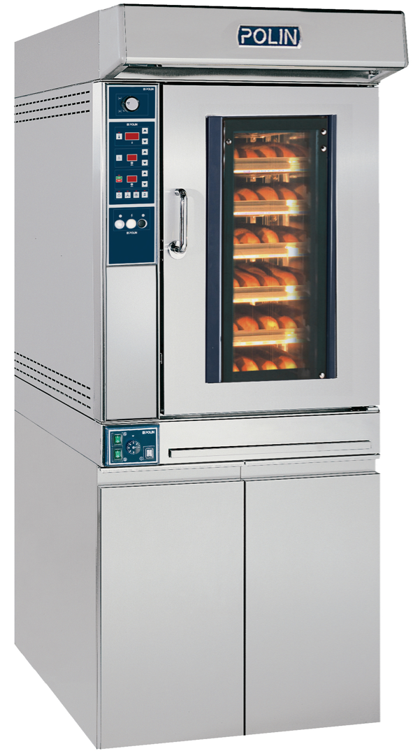 Horno de conveccion Mod. WIND gas 4060-8