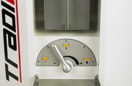 Detalle divisora hidraulica Mods. Div-R y Tradiform