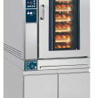 Horno de conveccion Mod. WIND 4060/8 GAS